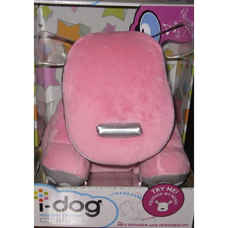 Hasbro i-Dog Snuggly Speaker - Classic Pink