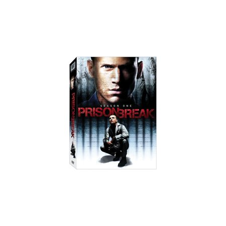 Twentieth Century Fx Prison Break S1 Dvd Ws