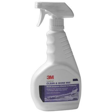 3M Wax Cleaner & Shine 09033