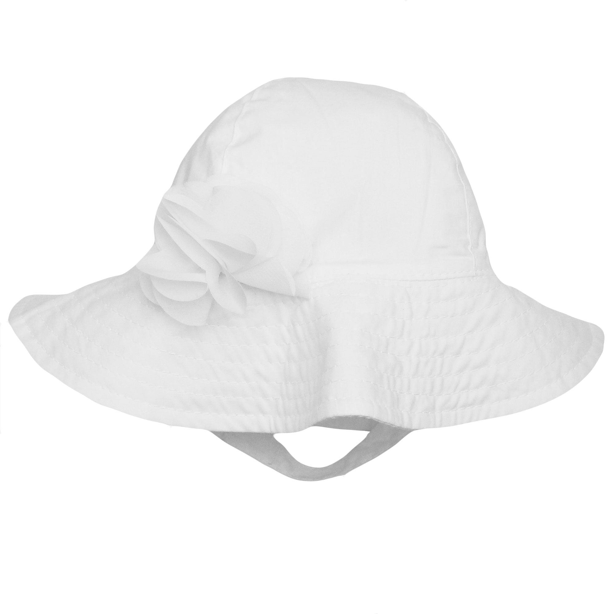 Sun Hats for Baby Girls