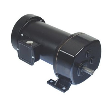 1.7 Hp Motor - Bison Model 011-483-4197 Gear Motor 1/4 hp 8.7 RPM 90VDC