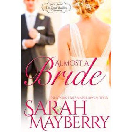 Almost a Bride - eBook - Wedding Giveaway