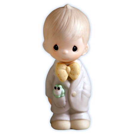 (Precious Moments Wedding Collection E2836 Best Man Figurine)