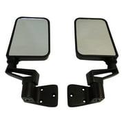 Crown Automotive 82200834K CAS82200834K DOOR MIRROR KIT (BLACK)