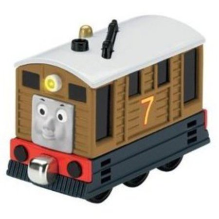 Thomas & Friends Take-n-Play Talking Toby Engine - Walmart.com