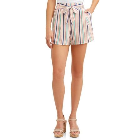 Women's Tie Waist Short
