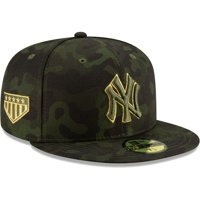 New York Yankees New Era MLB Armed Forces Day On-Field 59FIFTY Fitted Hat - Camo