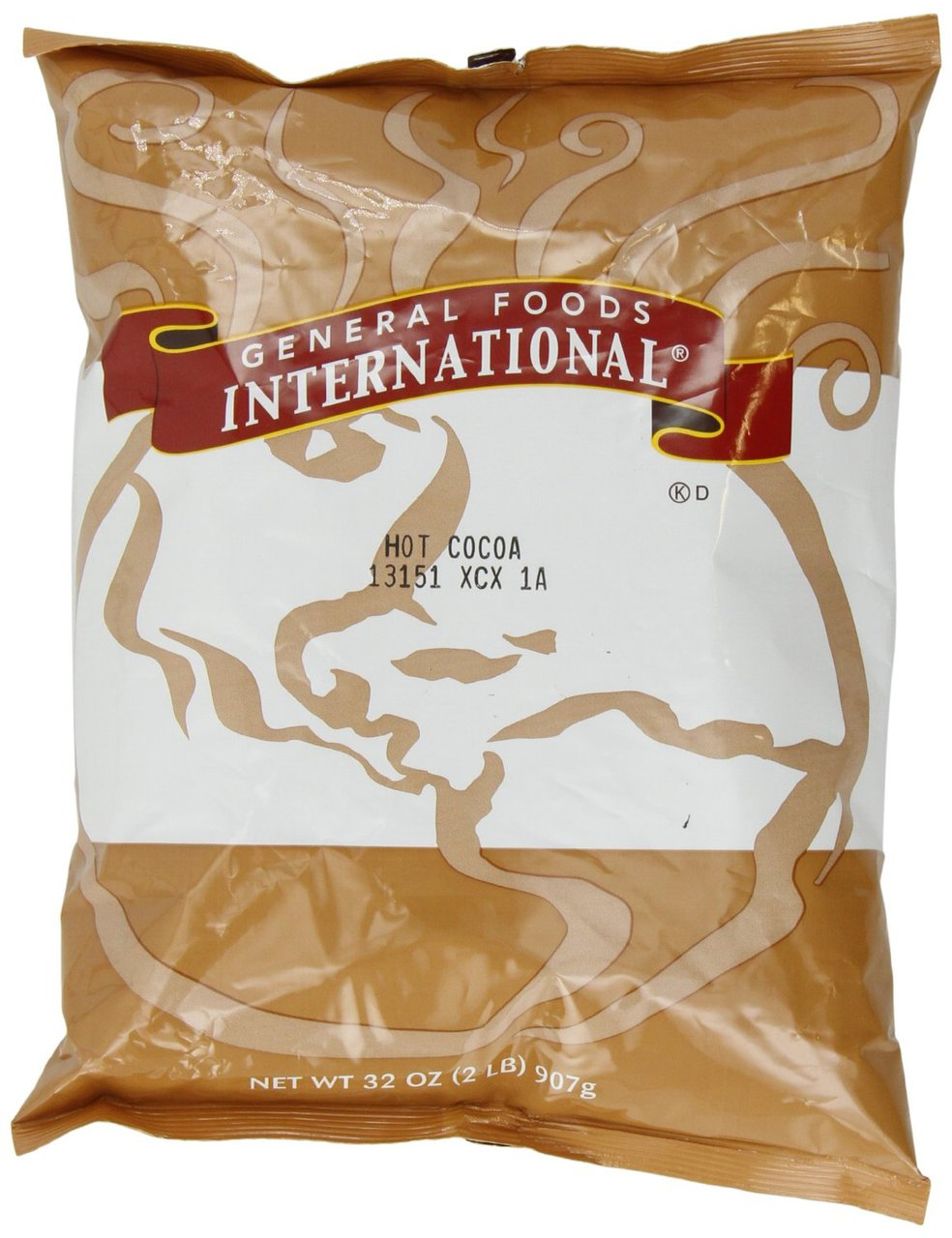 General Foods International Hot Cocoa Mix, 32-Ounce Packages by