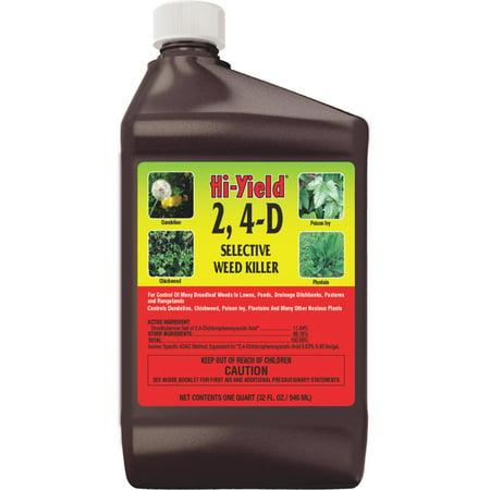 Hi Yield 2  4 D Selective Weed Killer