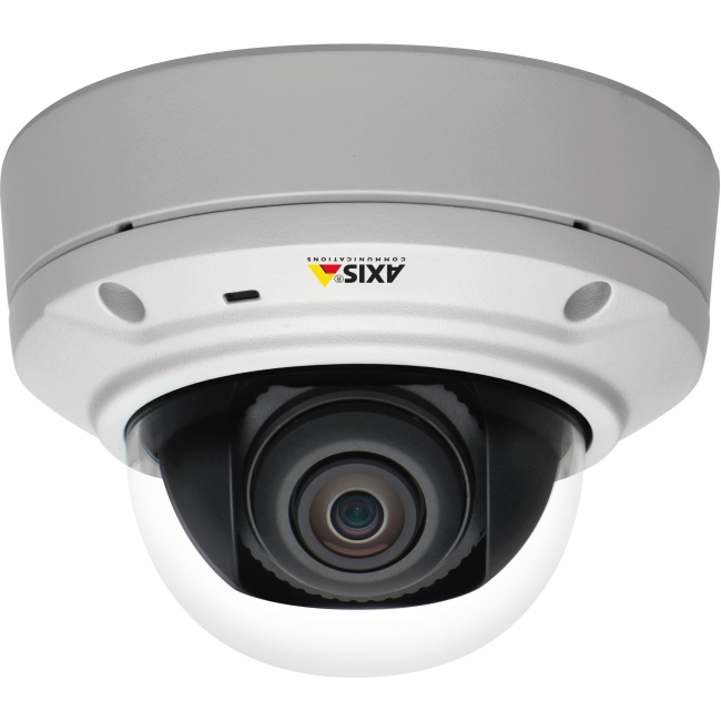 AXIS M3026-VE 3 Megapixel Network Camera - Color, Monochrome - M12-mount - 2048 x 1536 - CMOS - Cable - Fast Ethernet