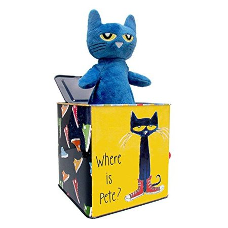Pete The Cat Jack-in-The-Box, 7