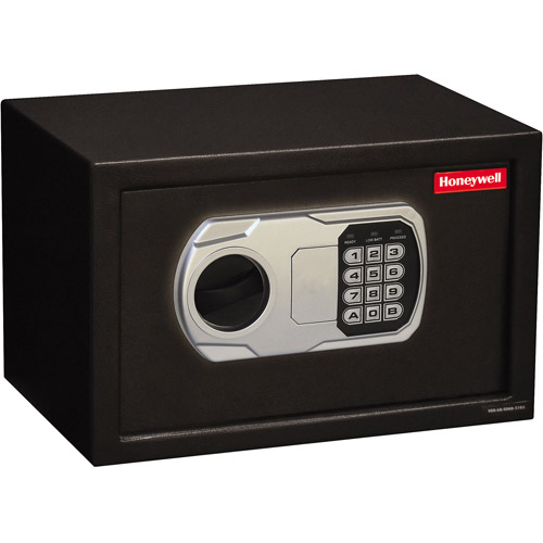 Honeywell 0.35 cu ft Steel Security Safe, DOJ Approved, 5101DOJ