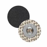Dremel EZ411SA EZ Lock 1-1/4 inch 60-Grit Sanding Discs, 5-Pack