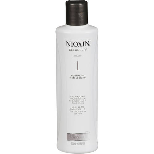 Nioxin Cleanser 1 Fine Hair Normal To Thin Looking 10 1