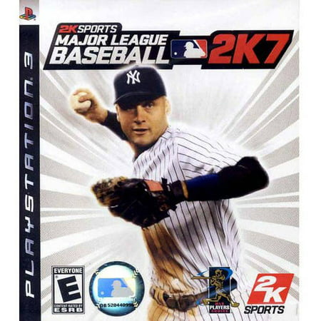 Mlb 2007  Ps3    Pre Owned