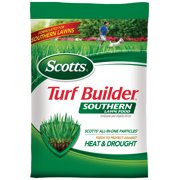 Scotts Turf Builder Lawn Food, Available for Southern, Northern, and Florida