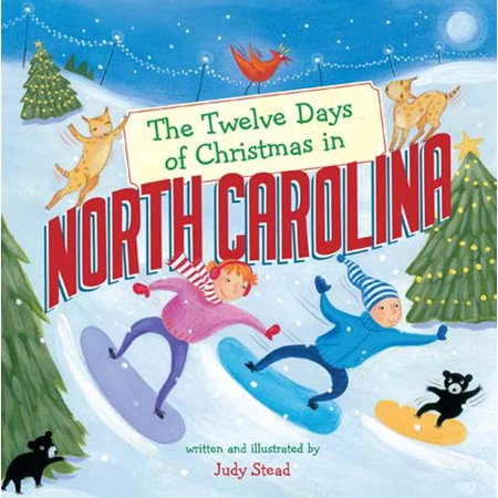 The Twelve Days of Christmas in North Carolina ()