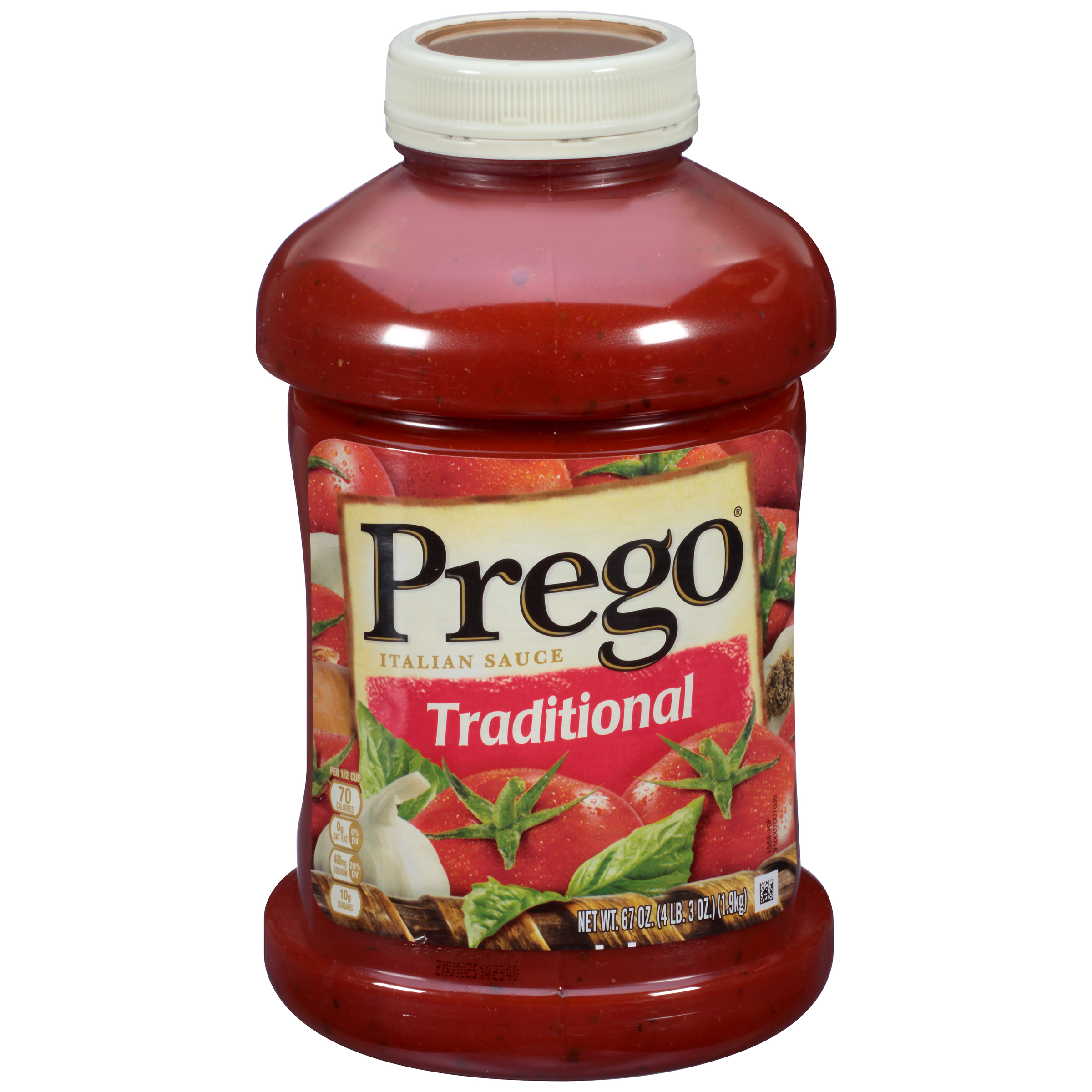 Prego Traditional Italian Sauce 67oz