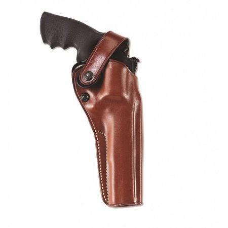 Galco Dual Action Outdoorsman Belt Holster for S&W Long Barrel Revolver - DAO172 ()