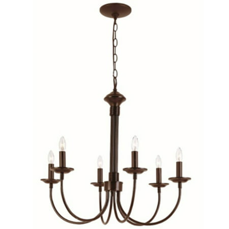 Trans Globe Lighting Candle 9016 ROB Chandelier