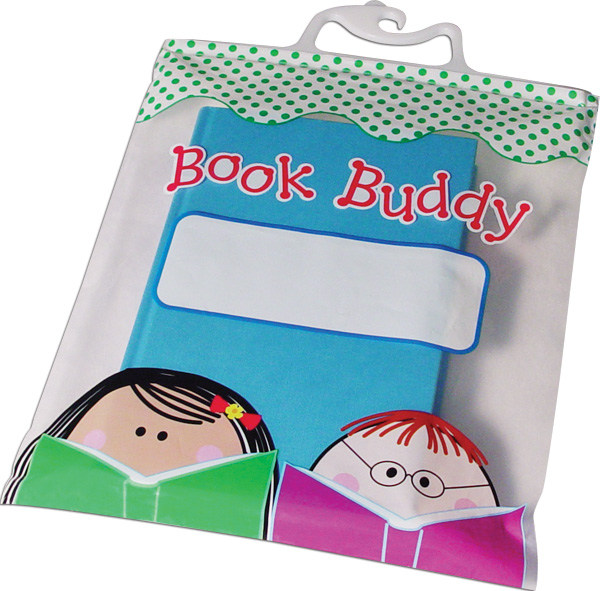 "Book Buddy Bags, 10 1/2"" x 12 1/2"" (2993)"
