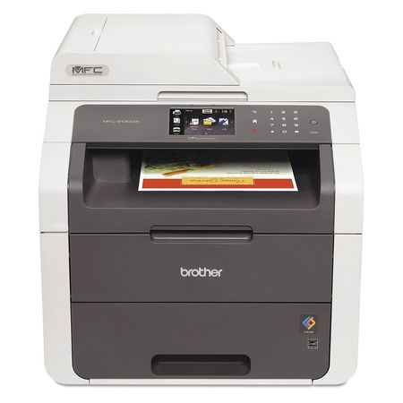 BROTHER BRTMFC9130CW All-In1 Prntr,19 ppm,16-1/8inHx16-1/8inW G0547447