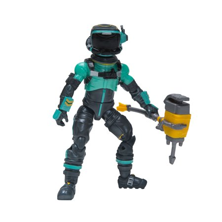 Fortnite Solo Mode Core Figure Pack, Toxic Trooper