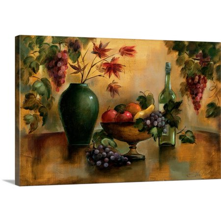 Great BIG Canvas Silvia Vassileva Premium Thick-Wrap Canvas entitled Autumn Hues ()