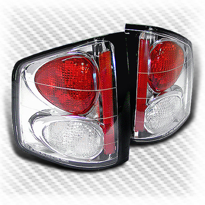For 1994-2004 Chevy S10/GMC Sonoma Altezza Tail Lights Rear Brake  Tail Lights Pair L+R 1995 1996 1997 1998 1999 2000