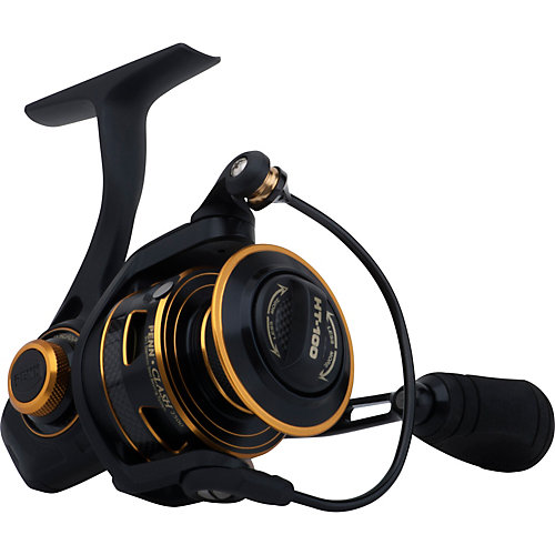 Click here to buy PENN Fishing Tackle Company Clash Spinning Reel 4000 by Generic.