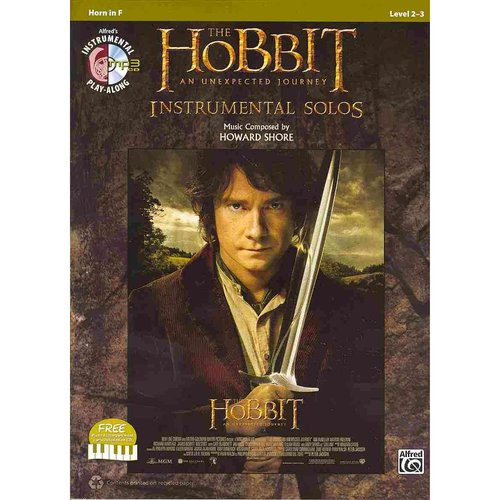 The Hobbit - An Unexpected Journey Instrumental Solos: Horn in F