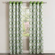 Best Home Fashion, Inc. Moroccan Curtain Panels (Set of 2)