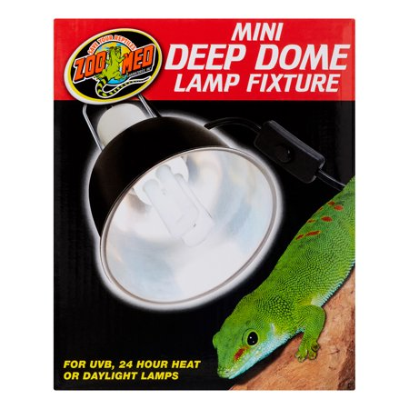 Zoo Med Deep Dome Lamp ()