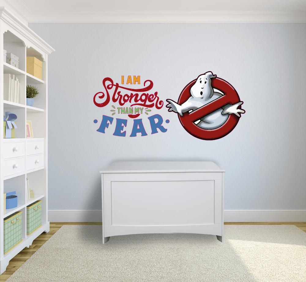 Ghostbusters A Vinyl Sticker Car Bike Laptop Wall Poster Bedroom Window Decal