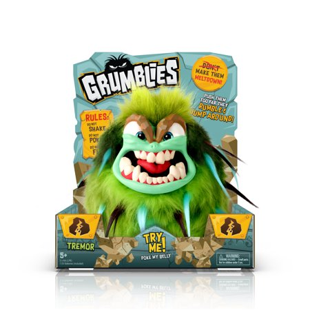 Grumblies Tremor Action Figure