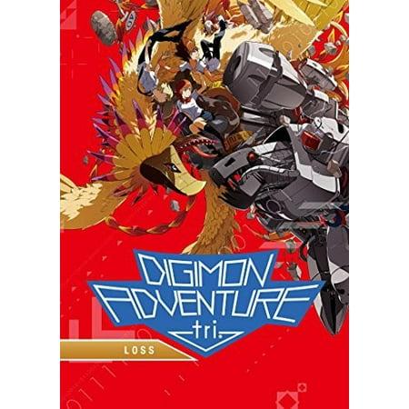 Digimon Adventure Tri: Loss (DVD)