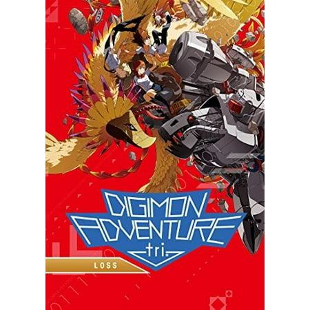 Digimon Adventure Tri: Loss (DVD)