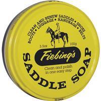 Saddle Soap Paste 3OZ YEL PTE SADDLE SOAP ()