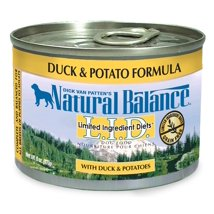 Dog Food: Natural Balance Limited Ingredient Diets Wet Food