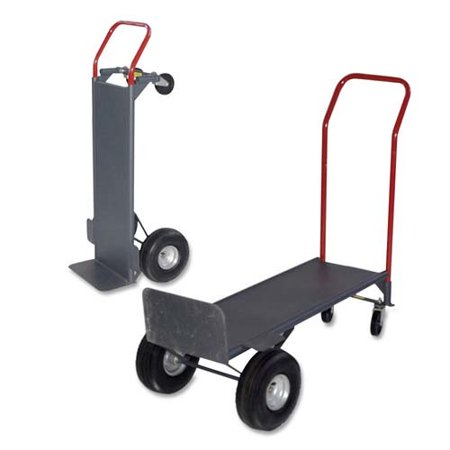 Sparco Products 800 lb. Capacity Convertible Hand Truck / Platform Dolly