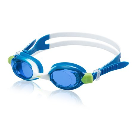 Speedo Kids Skoogles Goggle - Kids Recreational Swim Goggle - Blue Oceans