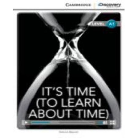 Its Time  To Learn About Time  Book With Online Access