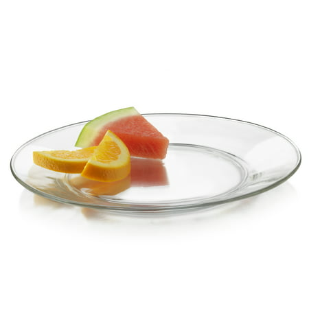 Libbey Clear Moderno Dinner Plates 12 ct. Box ()