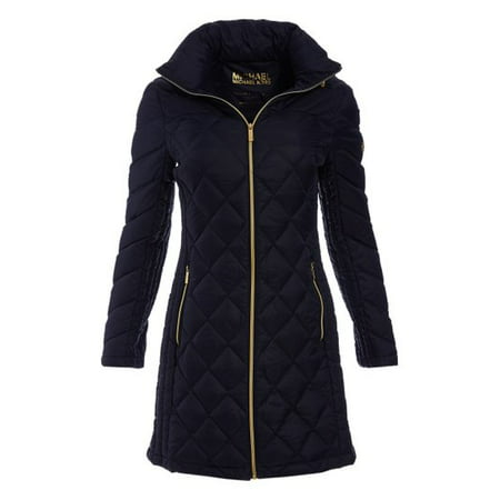 Navy Winter Michael Kors Jackets for Women Quilted Puffer Down Coats Jacket Lightweight Winterwear Online - Michael Jackson Beat It Jacket For Kids