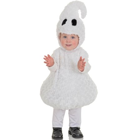 Teacher Friendly Halloween Costumes (Friendly Ghost Toddler)