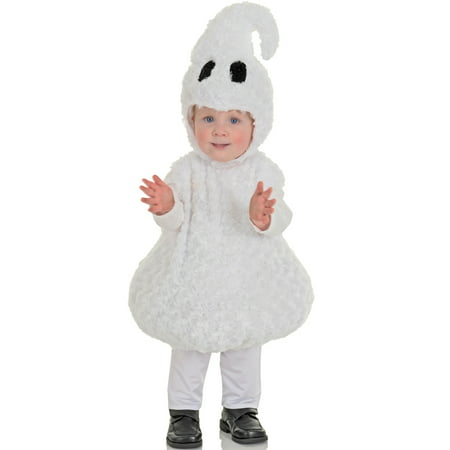 Friendly Ghost Toddler Costume - Diy Kids Ghost Costume