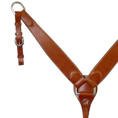 Circle Y Saddlery (Wide Breast Collar by Circle Y , Reg Oil )