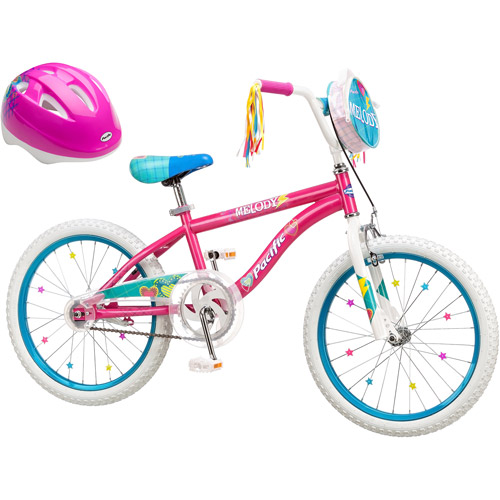 """Pacific Cycle ***fast Track*** Pacific 20"""" Girl's Melo"""