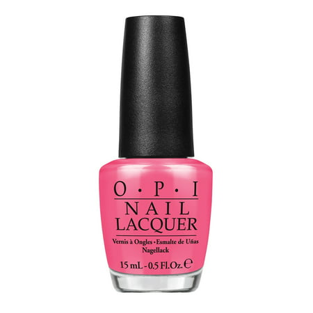 OPI Nail Lacquer, Kiss me I'm Brazilian (Opi Kiss On The Chic Vs Bubble Bath)