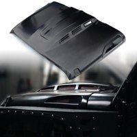 Xprite Avenger Series Heat Dispersion Steel Hood for 07-18 Jeep Wrangler